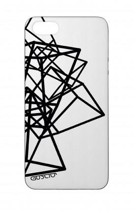 Cover Bicomponente Apple iPhone 5/5s/SE - Figure geometriche