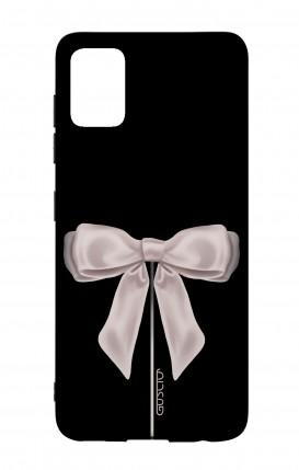 Samsung A51/A31s - Satin White Ribbon