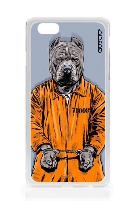 Cover Apple iPhone 6/6s plus - Dog Jail