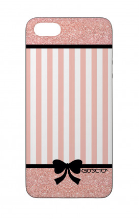 Cover Bicomponente Apple iPhone 5/5s/SE  - Rosa romantico