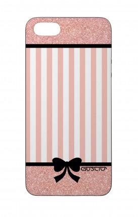 Cover Bicomponente Apple iPhone 5/5s/SE - Rosa romantico