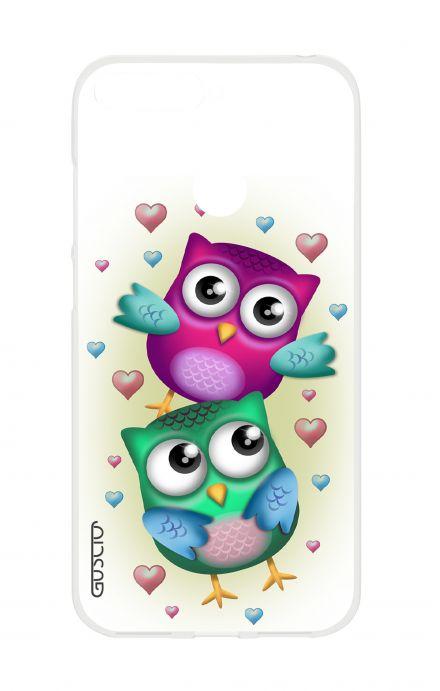 Cover Huawei Mate 7 - Acqua Liscia