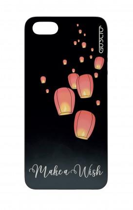 Cover Bicomponente Apple iPhone 5/5s/SE - Lanterne dei desideri