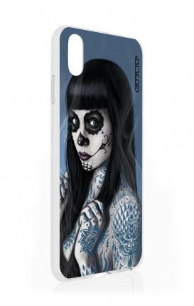 Cover Skin Feeling Apple iphone 7/8Plus BLK - Nome Fascia max 10 caratteri