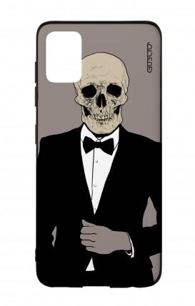 Samsung A51/A31s - Tuxedo Skull