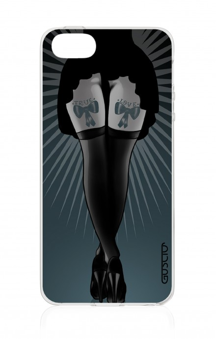 Cover Apple iPhone 5/5s/SE - True Love Thighs