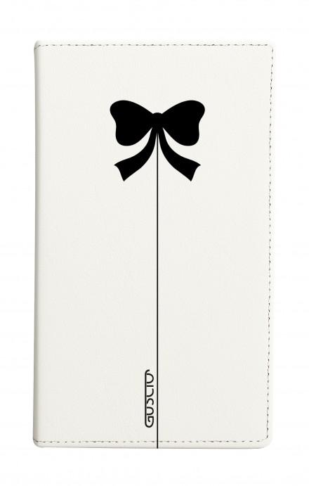 Cover Universal Casebook size3 - Fiocco rosa