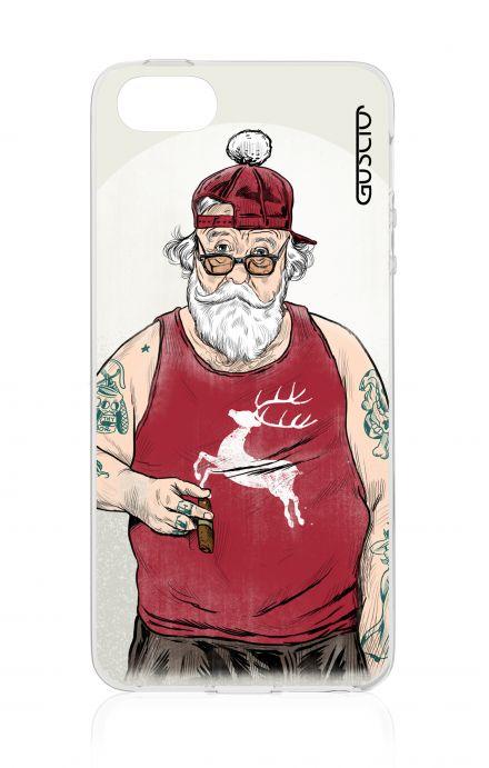 Cover Apple iPhone 5/5s/SE - Babbo tatuato