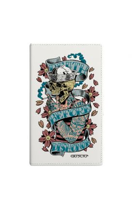 Cover Universal Casebook size3 - Death before dishonor bianco