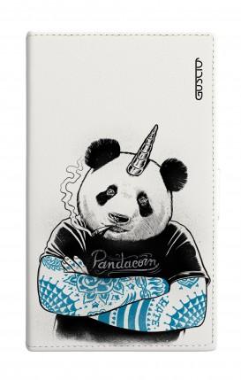 "Cover Universal Casebook MEDIUM for 4.7""-5.1'' display - BNC pandacorno tatuato"