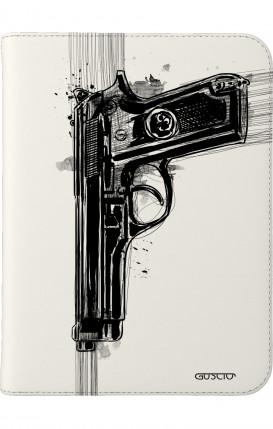 "Cover Universal Tablet Case for 7-8"" - Pistola Beretta"