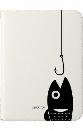 """Cover Universal Tablet Case for 7-8"""" - pesce all'amo"""