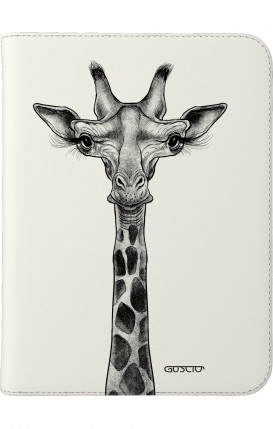 "Cover Universal Tablet Case per 7/8"" display - Giraffa"