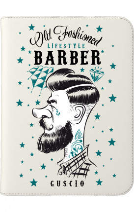 """Cover Universal Tablet Case per 7/8"""" display - Barber lifestyle"""