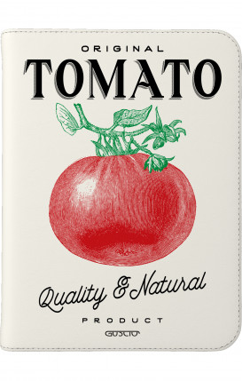 """Cover Universal Tablet Case per 7/8"""" display - Tomato"""