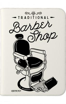 "Cover Universal Tablet Case per 7/8"" display - Sedia del barbiere"