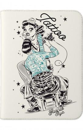 "Case UNV TABLET 7-8"" - Guscio Style Tattoo"