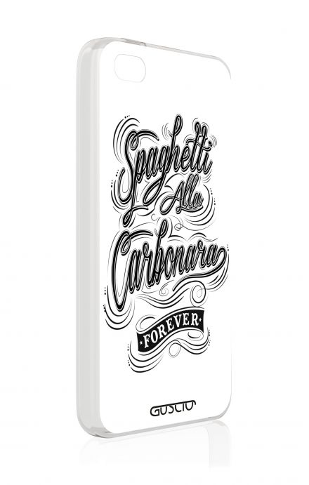 Cover Apple iPhone 4/4S - Spaghetti Carbonara
