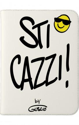 """Cover Universal Tablet Case per 7/8"""" display - Sti Cazzi"""