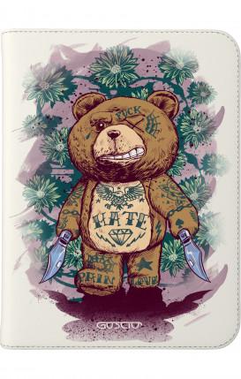 "Case UNV TABLET 7-8"" - WHT Killin' Teddy"