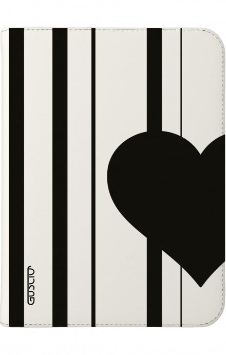 """Case UNV TABLET 7-8"""" - Half Heart"""
