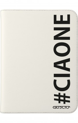 """Cover Universal Tablet Case per 7/8"""" display - #CIAONE"""