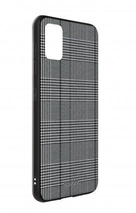 "Cover Universal Tablet Case for 9-10"" - Scritte in bianco e nero"