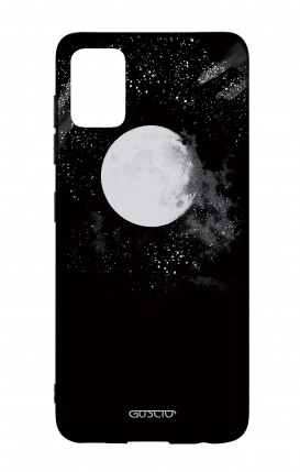 Cover Bicomponente Samsung A51 - Moon