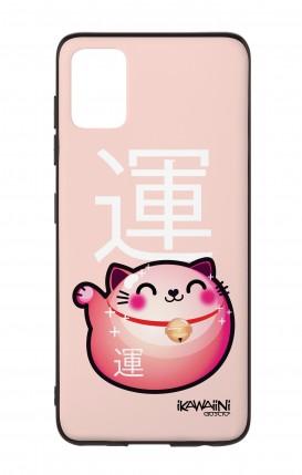 Samsung A51/A31s - Japanese Fortune cat Kawaii