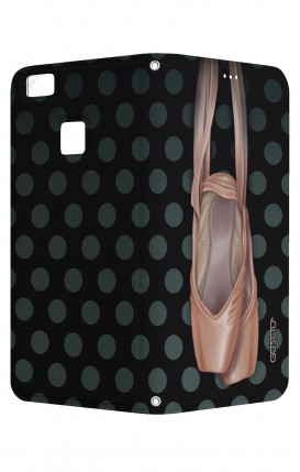 """Cover Universal Tablet Case for 9-10"""" - Panda b&w bianco"""