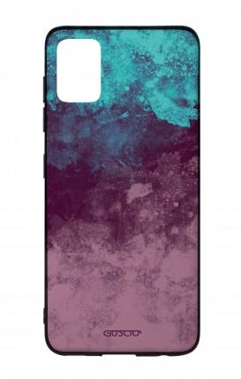 Cover Bicomponente Samsung A51 - Mineral Violet