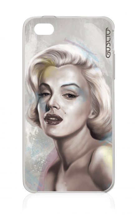 Cover Apple iPhone 4/4S - Marilyn