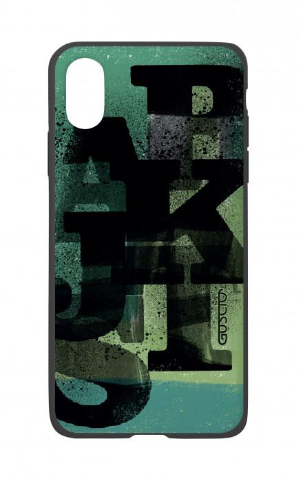 Cover Samsung Galaxy J1 - Rose e teschio