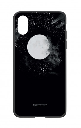 Apple iPhone X White Two-Component Cover - Moon