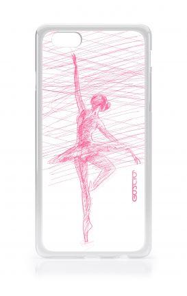 Cover Samsung Galaxy J1 - Ballerina