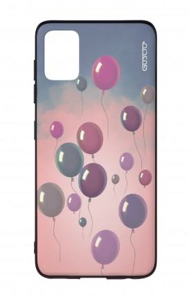 Samsung A51 Two-Component Cover - Balloons