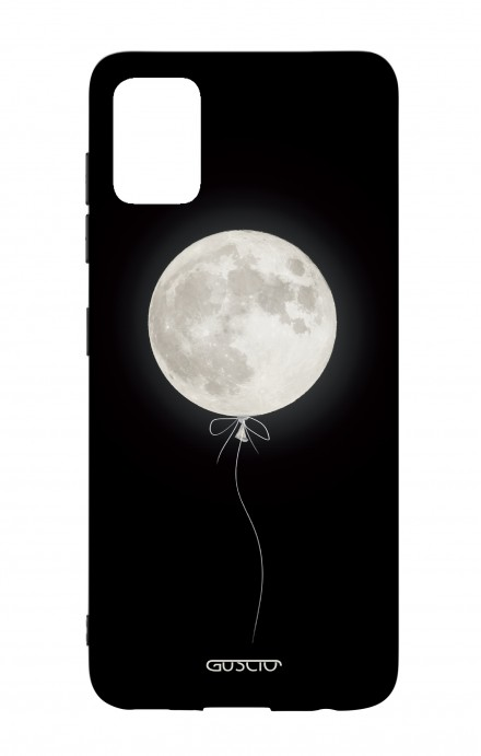 Samsung A51 Two-Component Cover - Moon Balloon