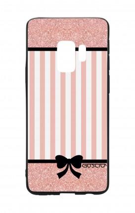 Cover Bicomponente Samsung S9 - Rosa romantico