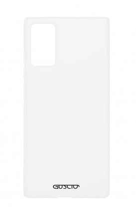 Cover Crystal Samsung Note 20/5G - Logo