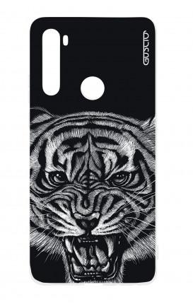 Cover TPU Xiaomi Redmi Note 8 - Tigre nera