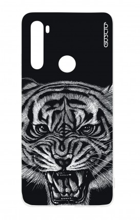 Cover Xiaomi Redmi Note 8 - Black Tiger