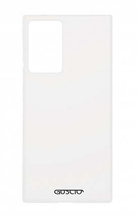 Cover Crystal Samsung Note ULTRA/5G - Logo