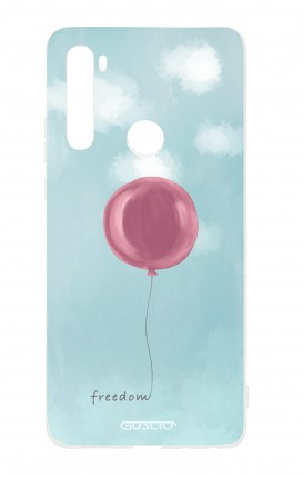 Cover Xiaomi Redmi Note 8 - Freedom Ballon