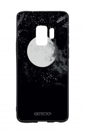 Samsung S9 WHT Two-Component Cover - Moon
