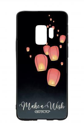 Cover Bicomponente Samsung S9 - Lanterne dei desideri