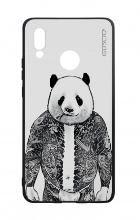 Huawei P20Lite WHT Two-Component Cover - Panda Yakuza