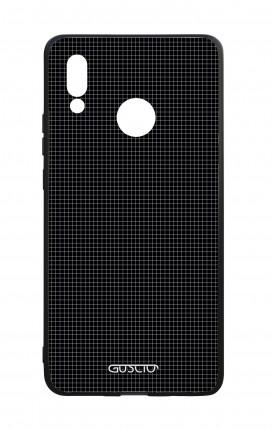 Cover Bicomponente Huawei P20Lite - Mini quadretti