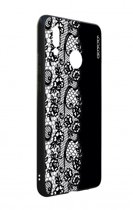 Cover Huawei Mate 8 - Teschio fiorato