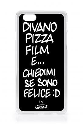 Cover Huawei Mate 8 - Divano Pizza Film