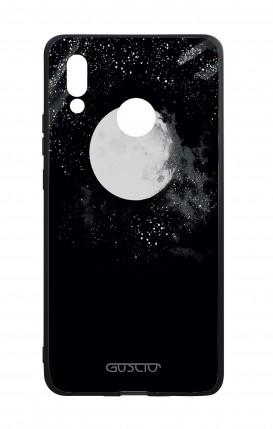 Cover Bicomponente Huawei P20Lite - Moon